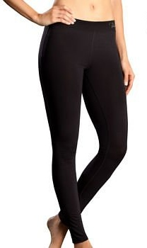 Merino blend base layer pants by Paradox