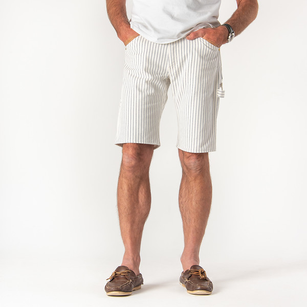 Wabash Painter's Shorts in White-.jpg