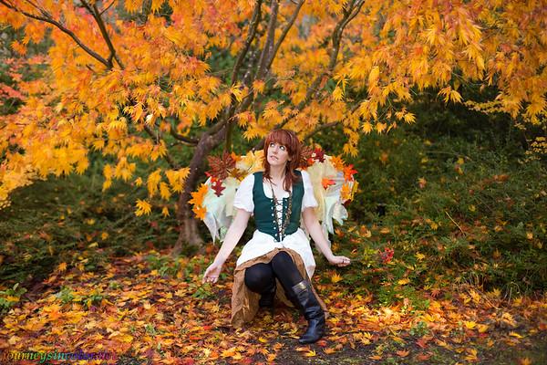 Fall Fairy (2017)