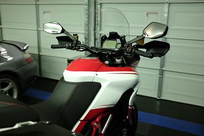2014 Ducati Multistrada S Pike's Peak