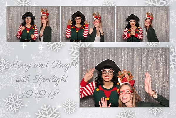 Merry and Bright with Spotlight 12.12.18