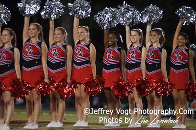 09-11-2015 Quince Orchard HS Varsity Poms, Photos by Jeffrey Vogt Photography with Lisa Levenbach