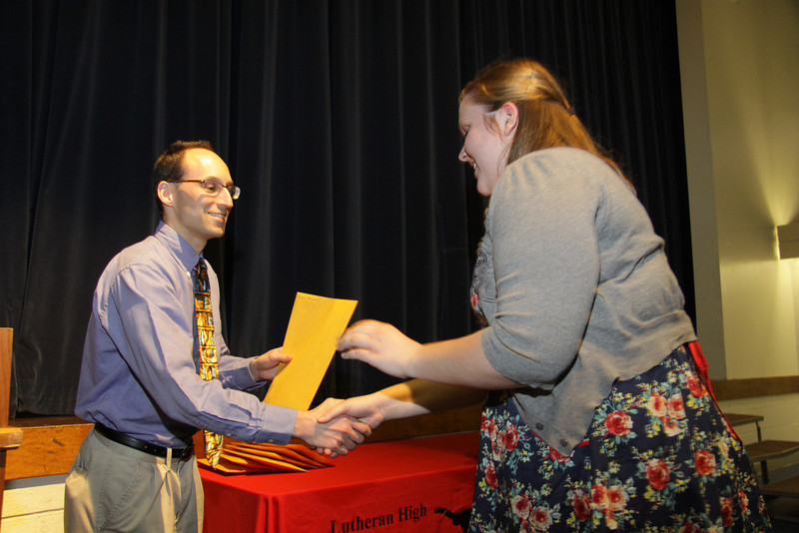 Awards Night 2012: Student of the Year - U.S. History