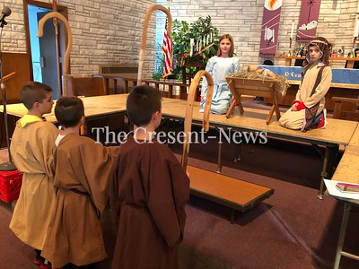 12-12-17 NEWS St. John Lutheran Napoleon Christmas Play, TM