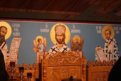 Consecration of Holy Trinity Romanian Orthodox Church - Victor, NY