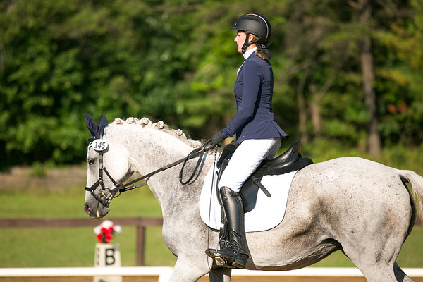 Otter Creek Summer HT 2018- Dressage