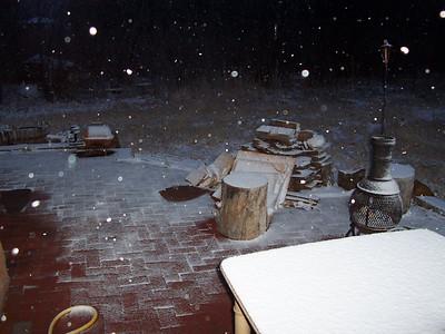 New Mexico  SNOW! - '06/'07/'08
