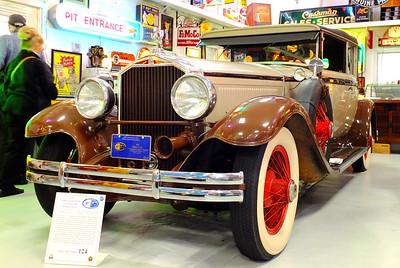 JCOF & JCCNF 2019 Nostalgia Tour to Auto-Stalgia' Museum