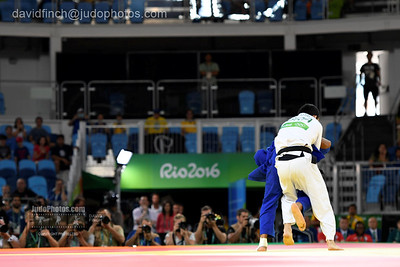 2016 Rio Olympic Judo - Day 2 (7 August)