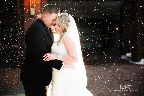 Tess + Scott Wedding