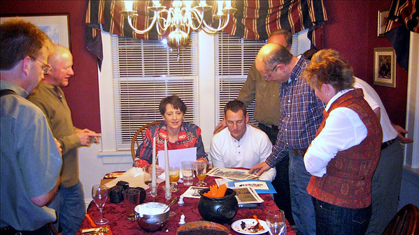 Open House & Brunch with the Wood's and Heidemann's