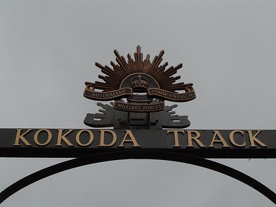 The Long Walk to Kokoda