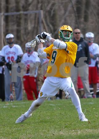 Morris Knolls @ Lenape Valley Regional Varsity Lacrosse