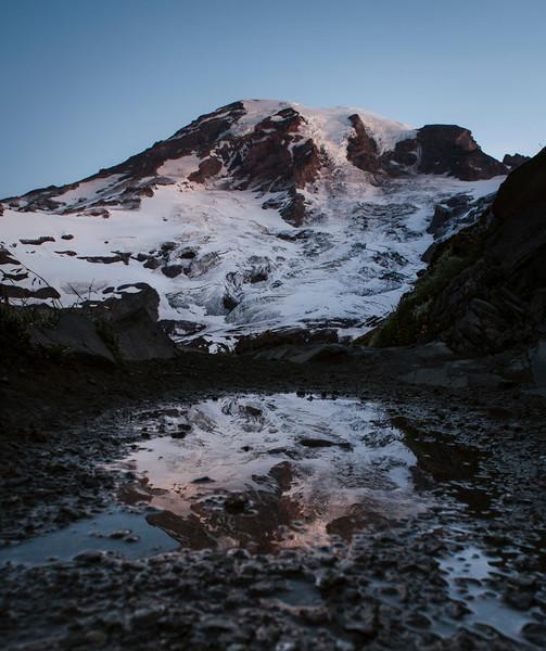 Mt. Rainier Sunrise Hike