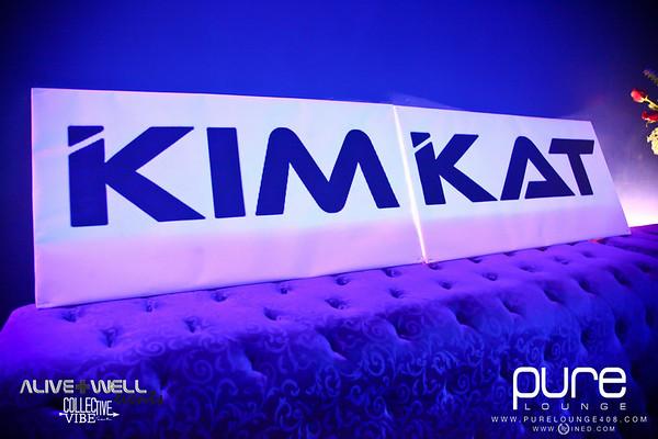 11/15 [DJ KimKat Live@Pure Lounge]
