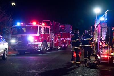 Latigo Lane Garage Fire