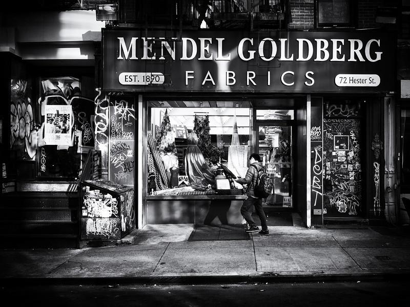 Mendel Goldberg Fabrics