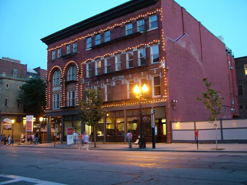 Merrimack St ~ Lowell, MA