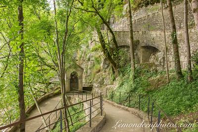 Rocamadour - Le Chemin de Croix