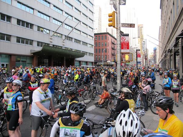 NYC Bike Tour '11