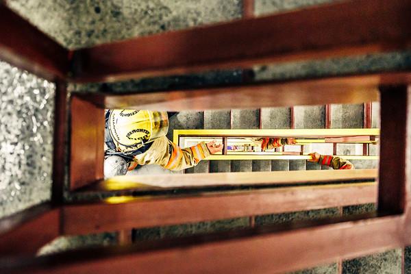 New Orleans 9/11 Memorial Stair Climb 2017