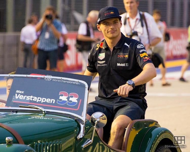 Max Verstappen (Aston Martin Red Bull Racing)