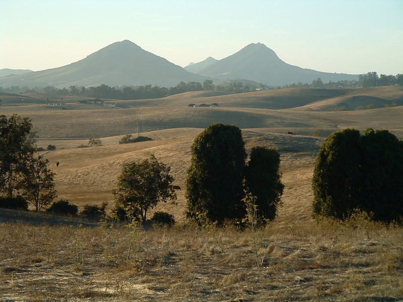 Bridgecreek Ranch, San Luis Obispo, California