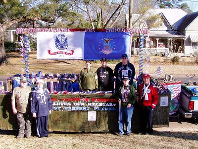 Minden Mardi Gras Parade - 2005