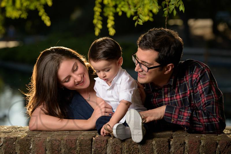 Maryam Z (Family Portrait Photography) @ Sharon Park in Menlo Park, California