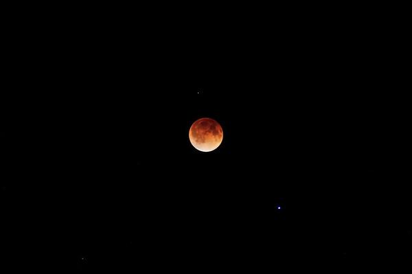 Total Lunar Eclipse 4.15.2014