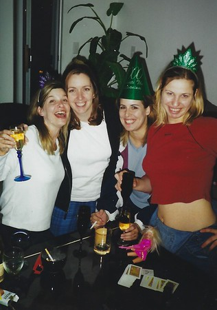 New Years Eve 1999 at Dane's