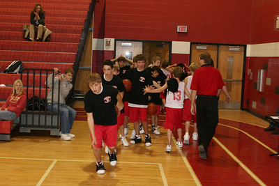 Middle School Boys Basketball 8A - 2006-2007 - 12/11/2006 Orchard View