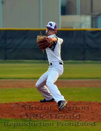 Varsity Tigers vs Daingerfield Tigers 3-31-2015