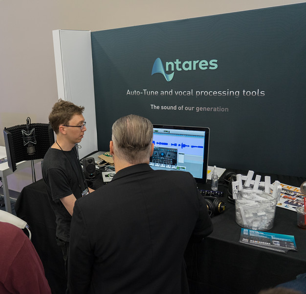 Antares Booth