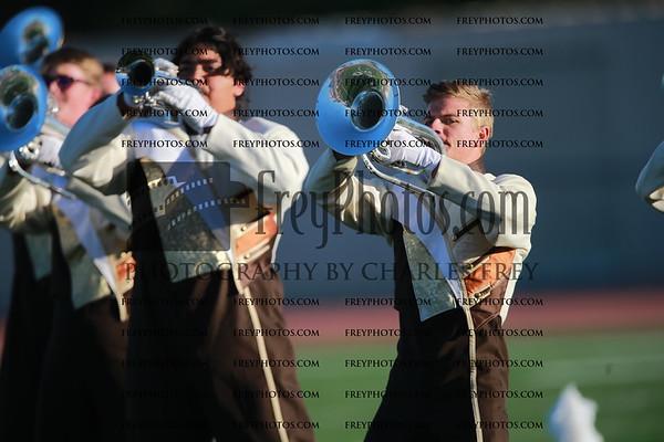 Temecula Valley High School Golden Valley Regiment