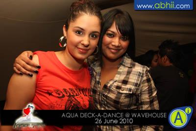 WaveHouse - 26th June 2010