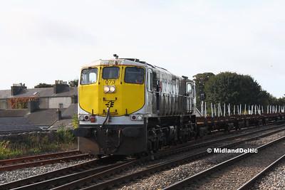 Portlaoise (Rail). 30-09-2016