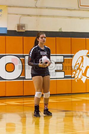 Varsity Volleyball #16 - 2017
