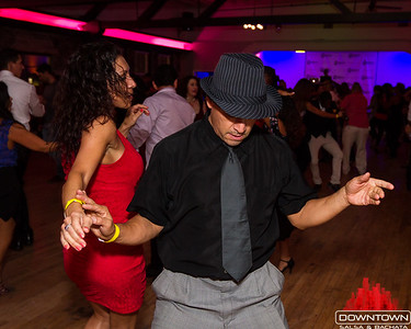 Downtown Salsa Social Oct 2016