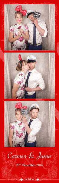 Carmen & Jason Photostrips