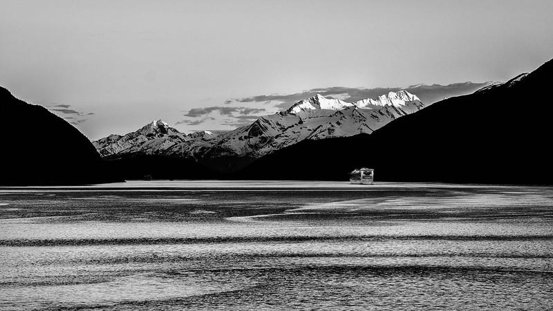 Glacier Bay, Alaska, 2017