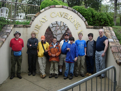 Luray Caverns - April, 2006