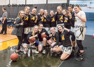 Nauset Girls Basketball 2017-2018