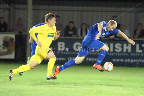 CHIPPENHAM TOWN V BANBURY UNITED MATCH PICTURES 13th Sep 2016