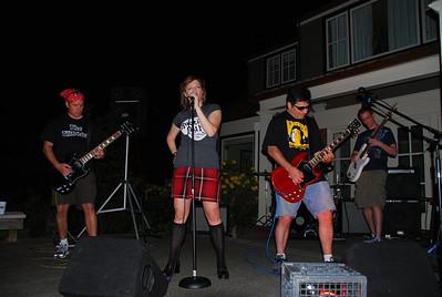 2008/05 - Throbs Magnolia House Party