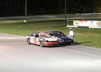 Albany-Saratoga Speedway Sept 2, 2011