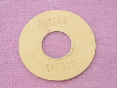 1953/ 1954 Rhythm / Treble selector Ring
