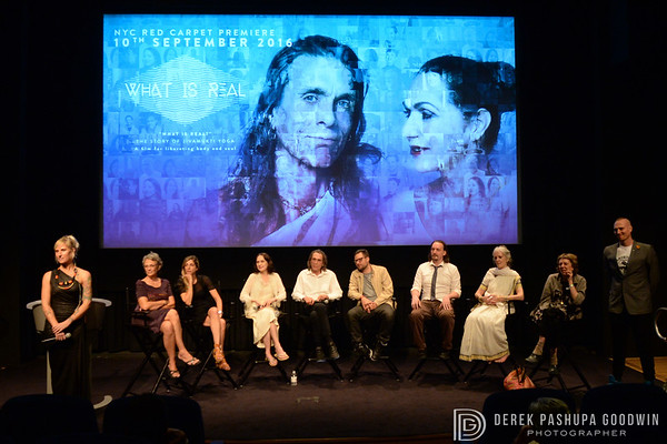 2016 What is Real Premiere NYC