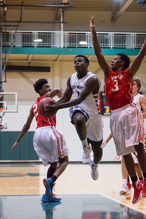 Boys Basketball January 12, 2016