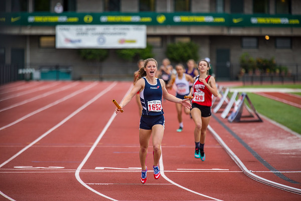 OSAA Track & Field Championships 2015 - Day 2